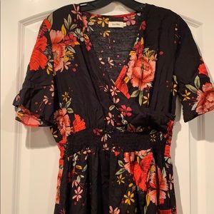 Floral Maxi Dress *NWOT